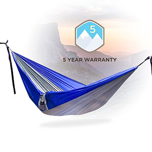 photo: Serac Classic Camping Hammock hammock