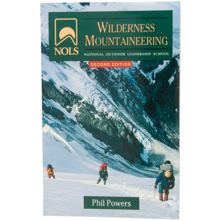 photo: Stackpole Books NOLS Wilderness Mountaineering climbing book
