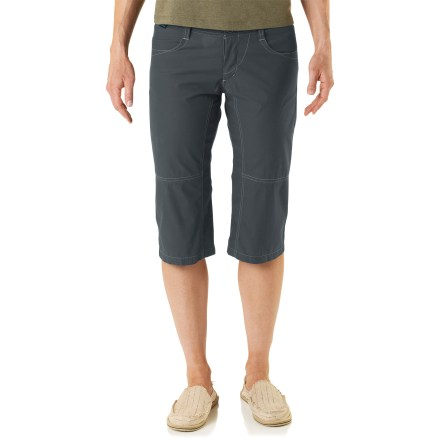 photo: Kuhl Viola Capri hiking pant