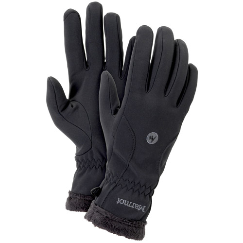 photo: Marmot Fuzzy Wuzzy Glove soft shell glove/mitten