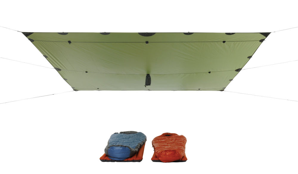 photo: Exped Tarp II tarp/shelter