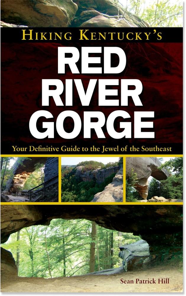 Menasha Ridge Press Hiking Kentucky's Red River Gorge