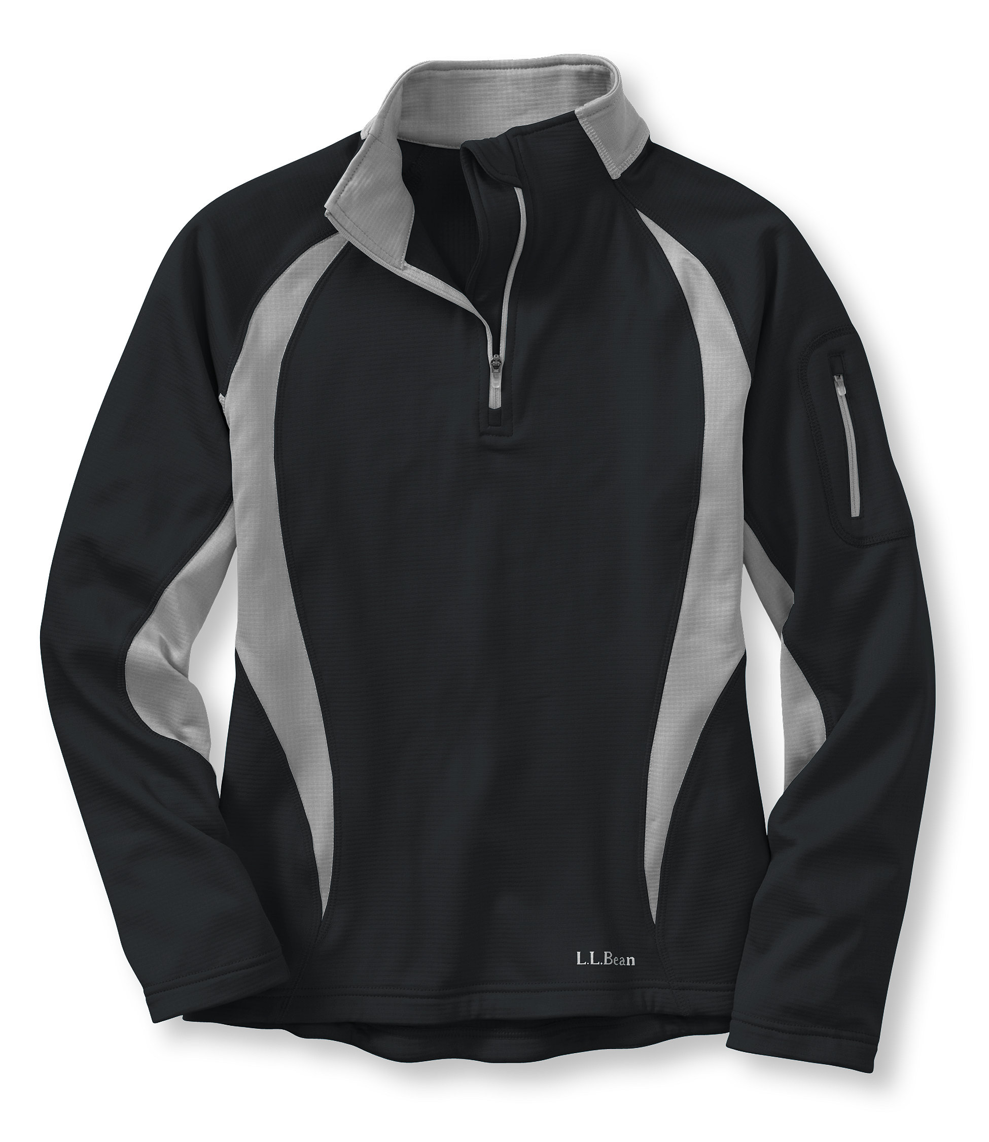L.L.Bean Multisport Stretch Fleece Pullover