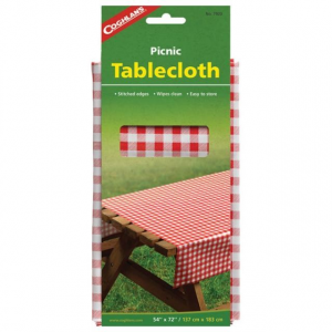 Coghlan's Tablecloth