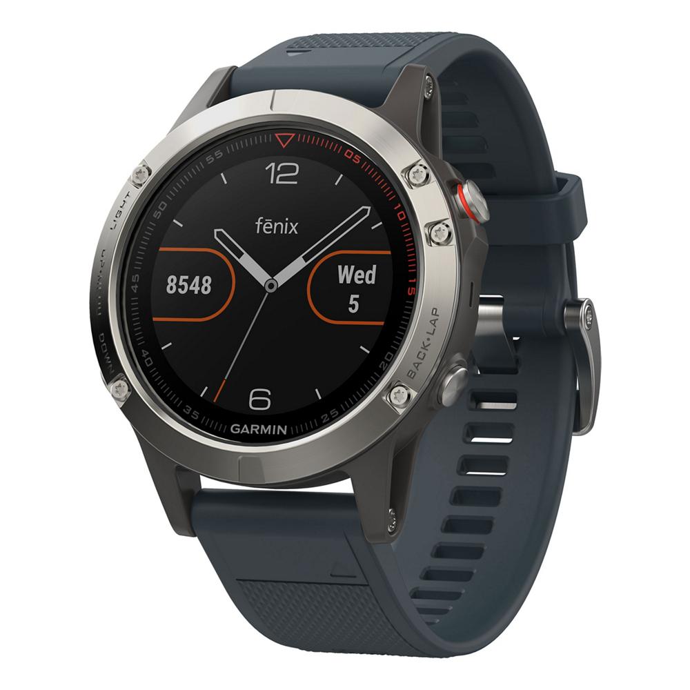 photo: Garmin fenix 5 gps watch