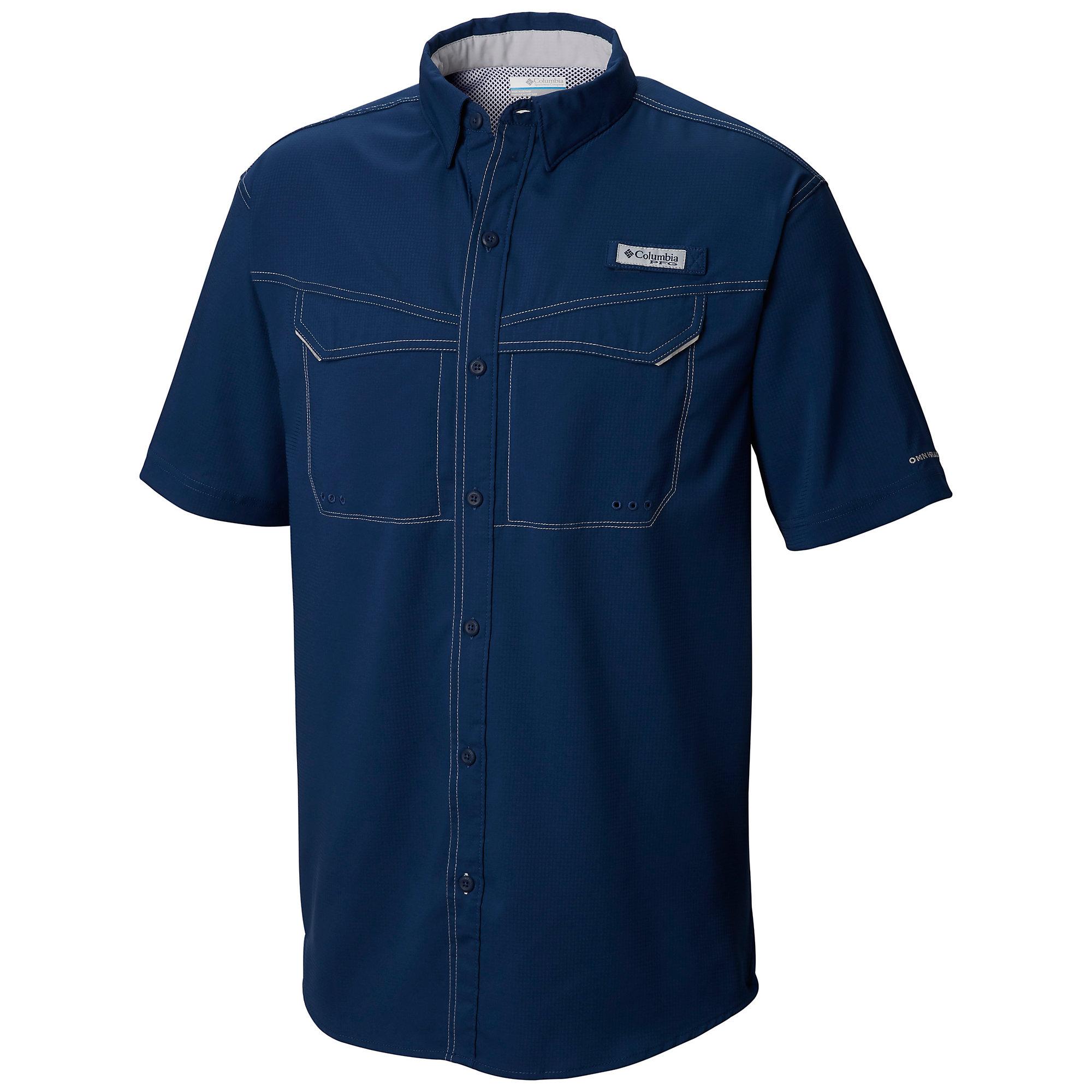 photo: Columbia Low Drag Offshore SS Shirt hiking shirt