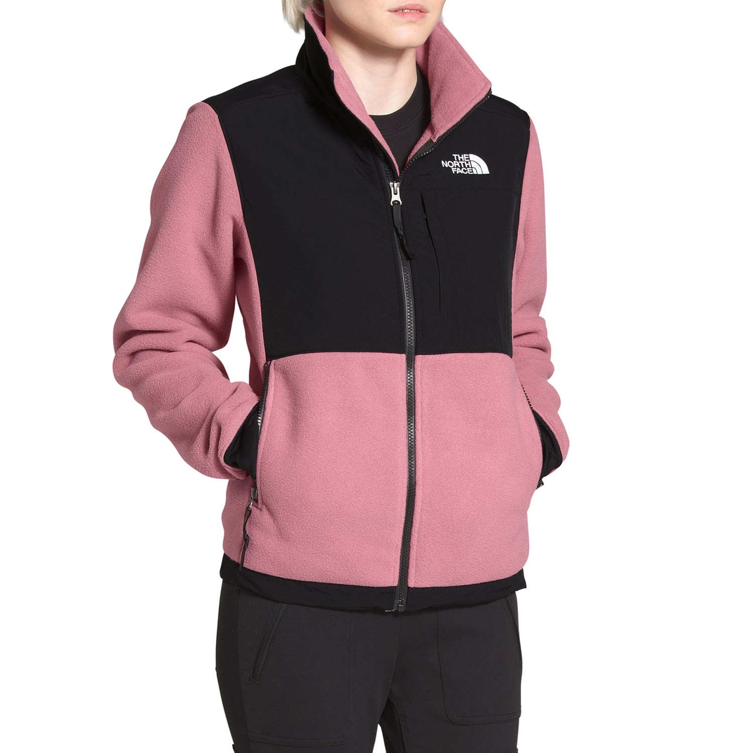 photo: The North Face Women's Denali 2 Jacket fleece jacket