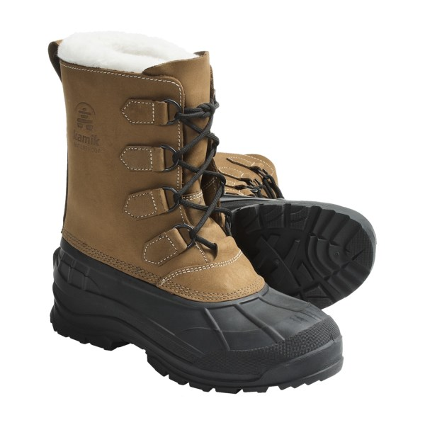 photo: Kamik Eagle River Winter Pac Boots winter boot