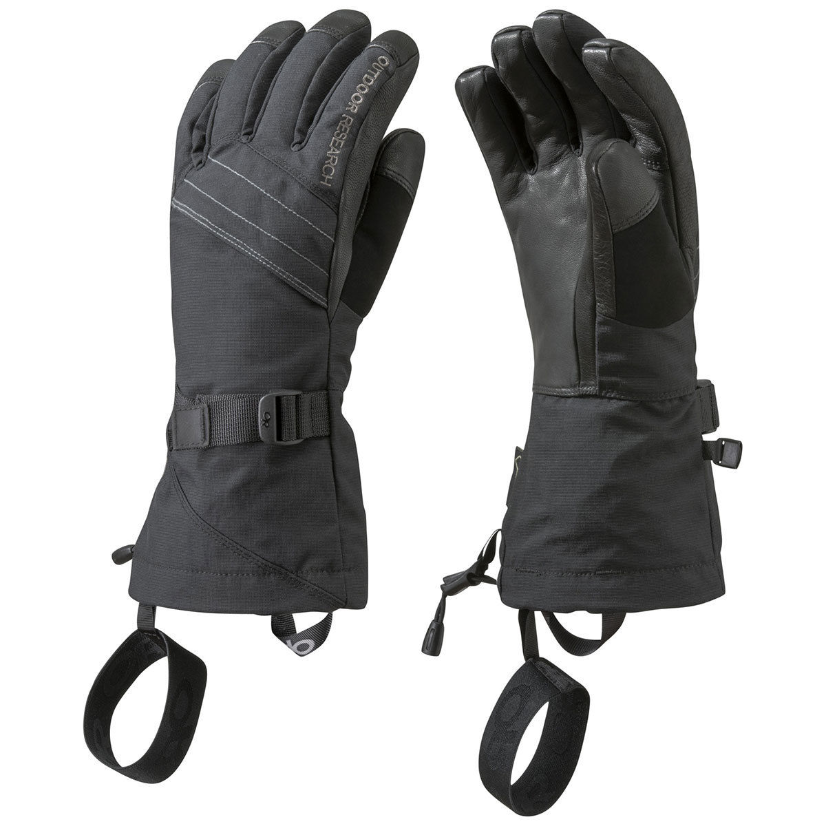 photo: Outdoor Research Women's Southback Sensor Gloves waterproof glove/mitten
