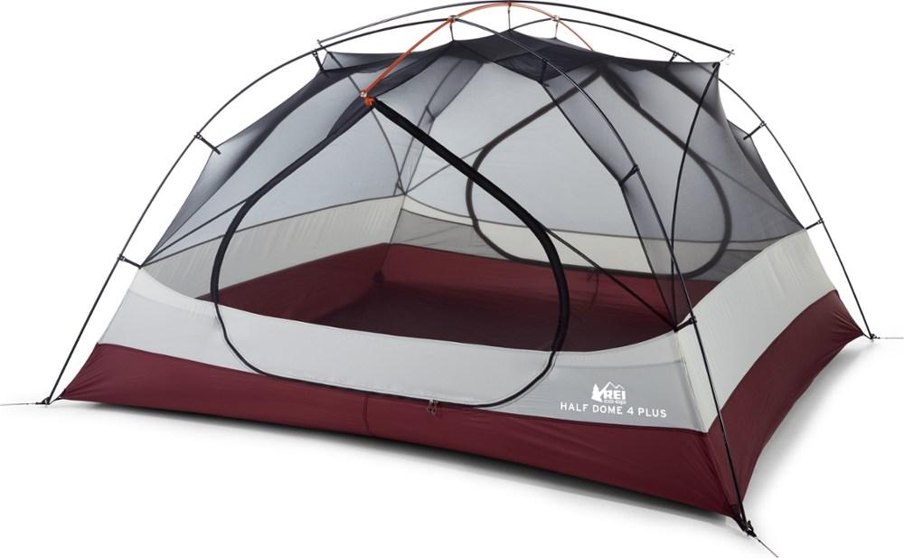 photo: REI Half Dome 4 Plus Tent three-season tent