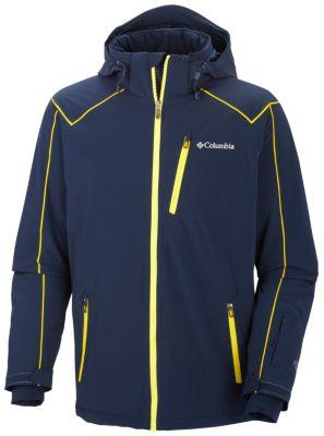 Columbia Millennium Burner Jacket