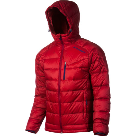 photo: Salomon Minim Down Hoody down insulated jacket
