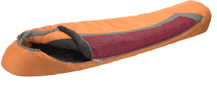 photo: Mountain Hardwear Men's Conness 32° 3-season down sleeping bag