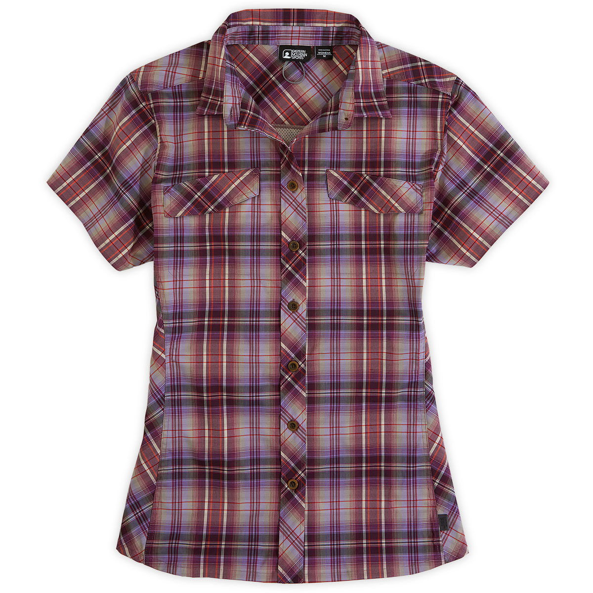 EMS Trailhead Plaid Shirt, S/S