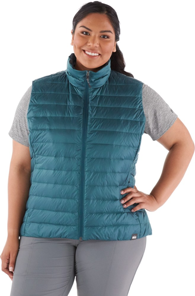 photo: REI Down Vest down insulated vest