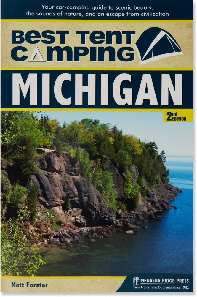 Menasha Ridge Press Best Tent Camping: Michigan