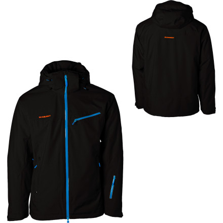 photo: Mammut Pizol Jacket snowsport jacket