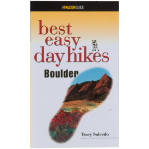 photo: Falcon Guides Best Easy Day Hikes - Boulder us mountain states guidebook