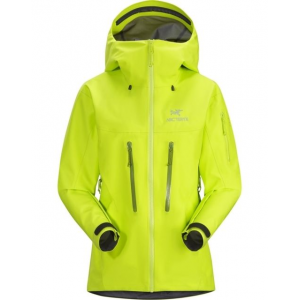 photo: Arc'teryx Women's Alpha SV Jacket waterproof jacket