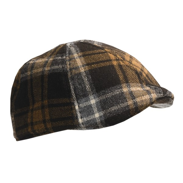 Woolrich Wool Driving Cap - Lined