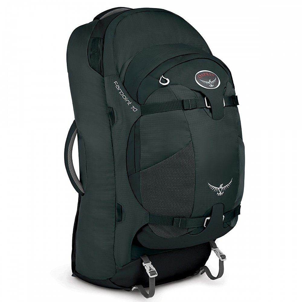 photo: Osprey Farpoint 70 expedition pack (70l+)