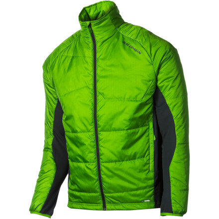 photo: Salomon Montroc Midlayer synthetic insulated jacket