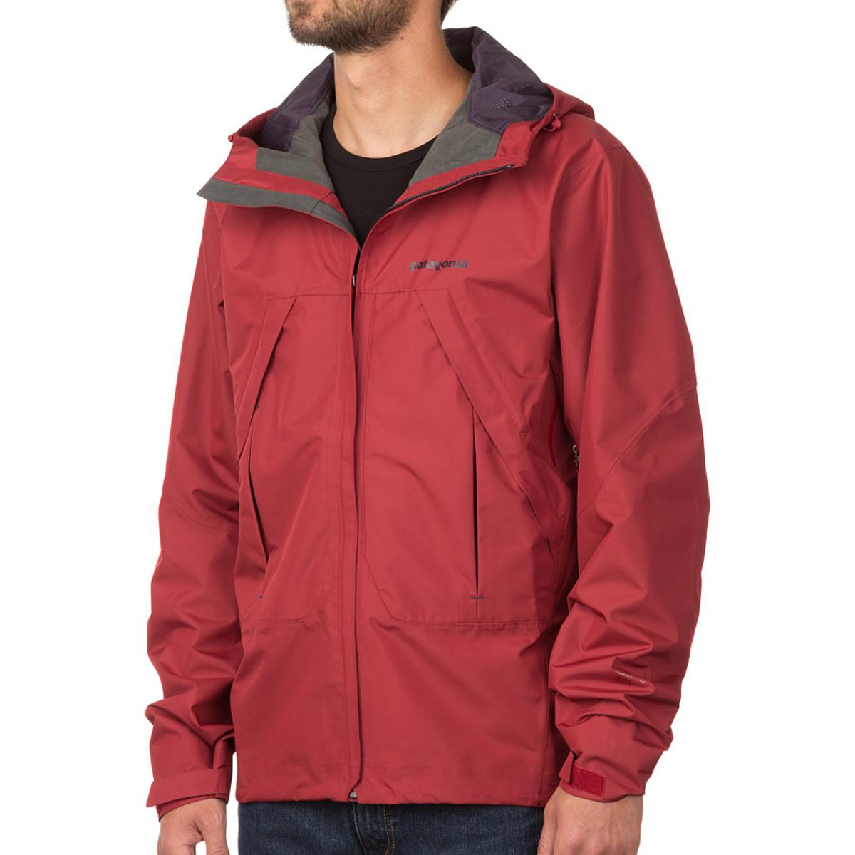 Patagonia Storm Jacket Reviews Trailspace Com