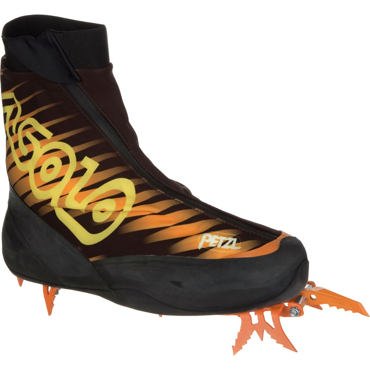 photo: Asolo Comp XT mountaineering boot