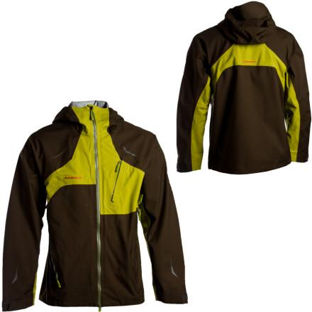 photo: Mammut Makalu Jacket soft shell jacket
