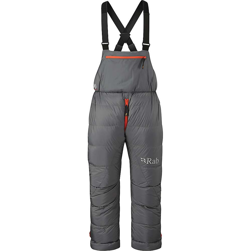 photo: Rab Expedition Salopettes down insulated pant