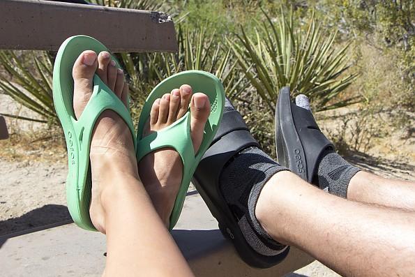 OOFOS OOahh Sport Slide Sandal Reviews