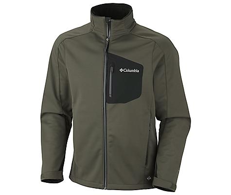 photo: Columbia Supah Buttah II Softshell soft shell jacket