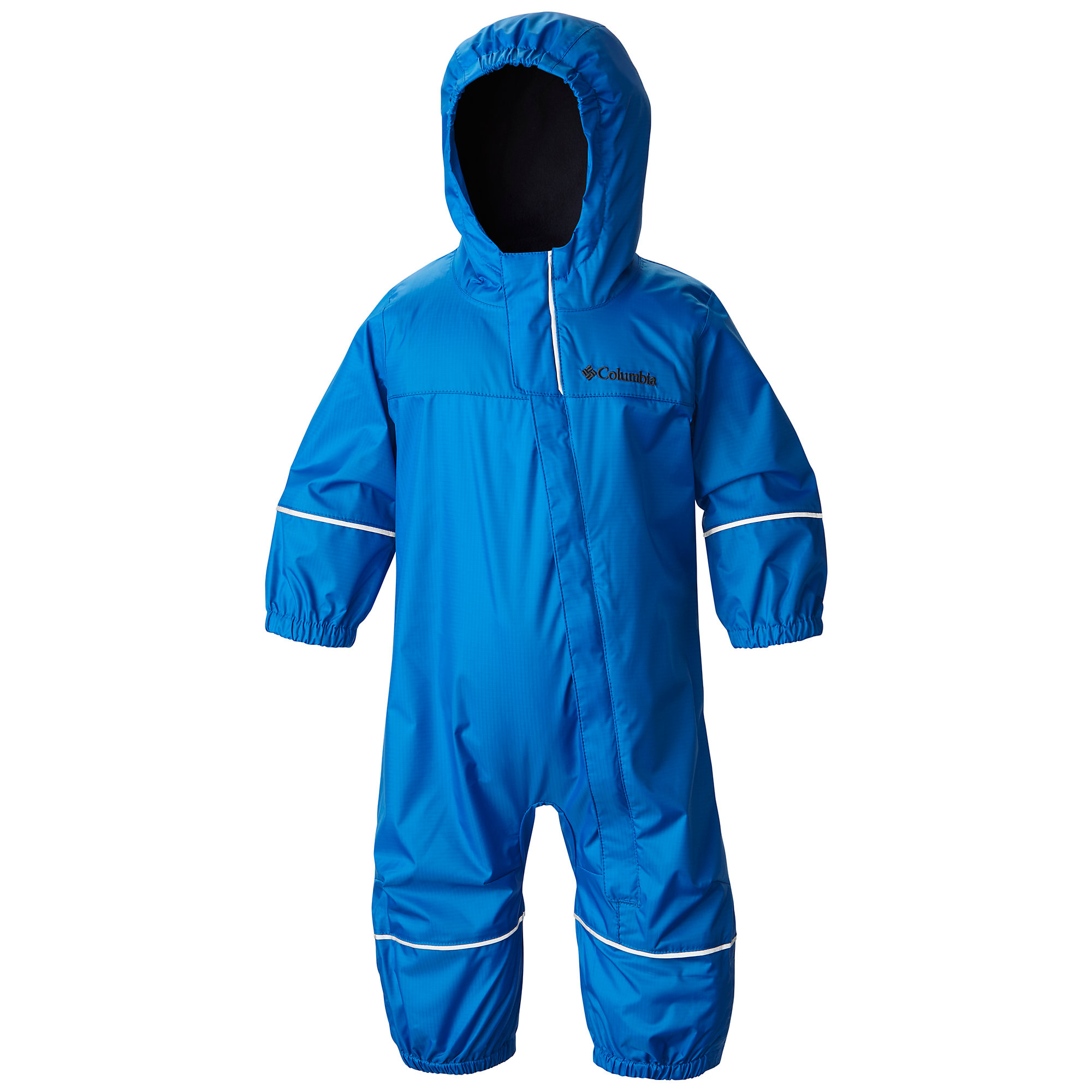 photo: Columbia Snuggly Bunny Rain Suit hard shell suit