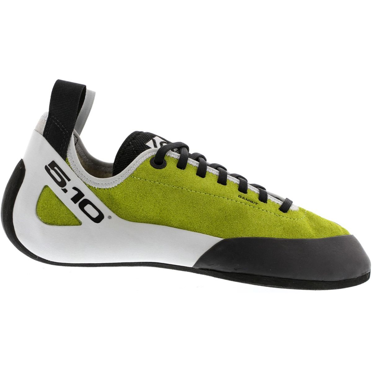 photo: Five Ten Gambit Lace climbing shoe