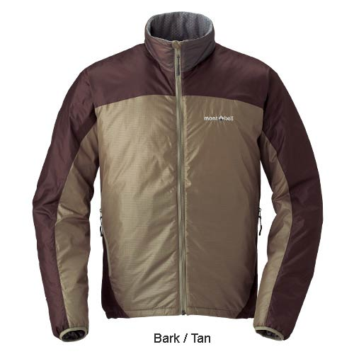 photo: MontBell Eldo Jacket synthetic insulated jacket