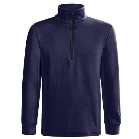 photo: Kenyon Power Stretch Baselayer Zip Top base layer top