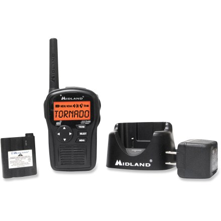 Midland HH54VP2 Weather Alert Radio