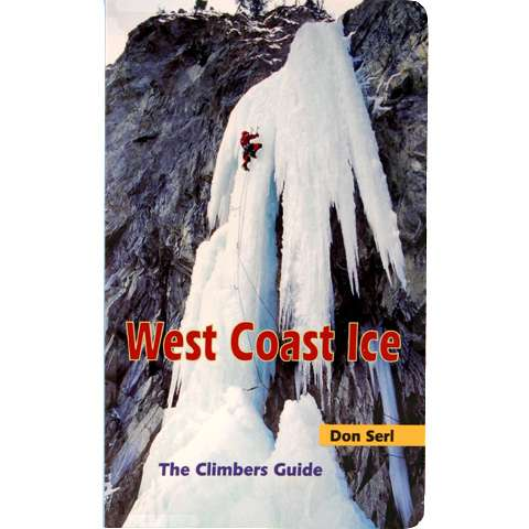 photo: Elaho Publishing West Coast Ice: The Climbers Guide canadian guidebook