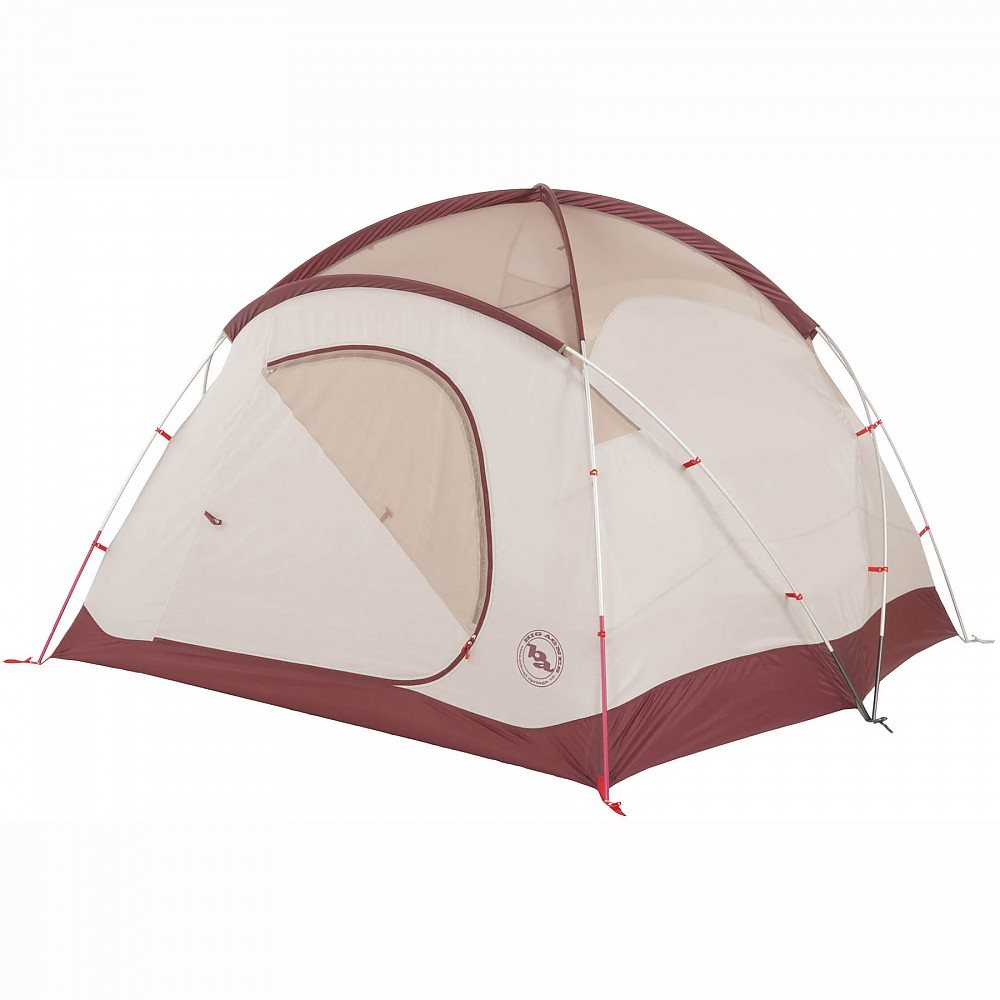 photo: Big Agnes Flying Diamond 4 three-season tent