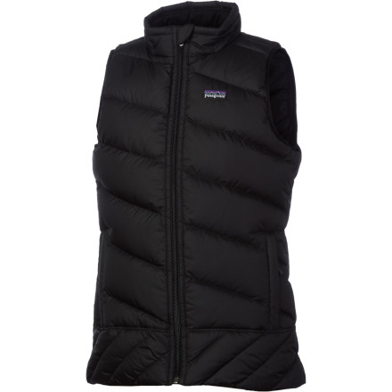 photo: Patagonia Lightweight Down Vest down insulated vest