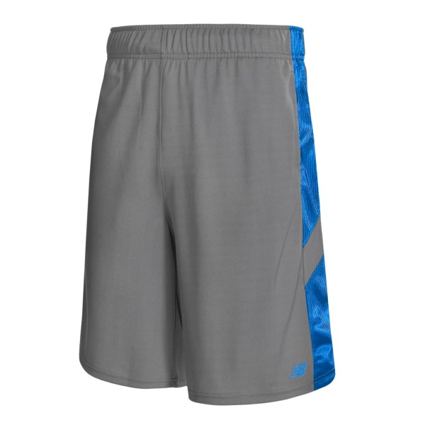 photo: New Balance Sidewinder Shorts active short