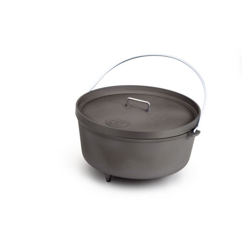 "GSI Outdoors 14"" Anodized Aluminum Dutch Oven"