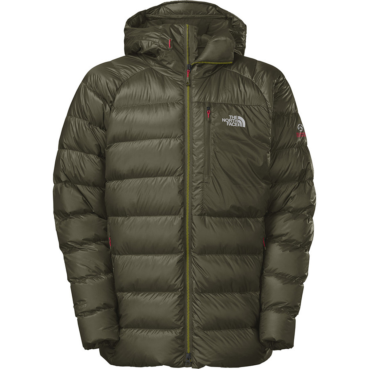 photo: The North Face Men's Hooded Elysium Jacket down insulated jacket