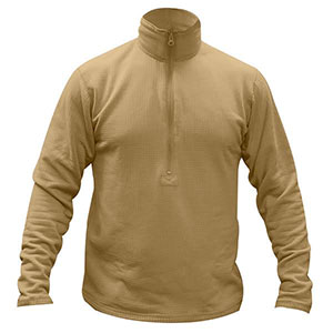 photo: U.S. Military Gen III, Level 2 ECWCS Top base layer top