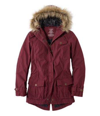 L.L.Bean East End Explorer Parka