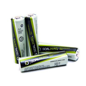 Goal Zero AAA Rechargeable Batteries