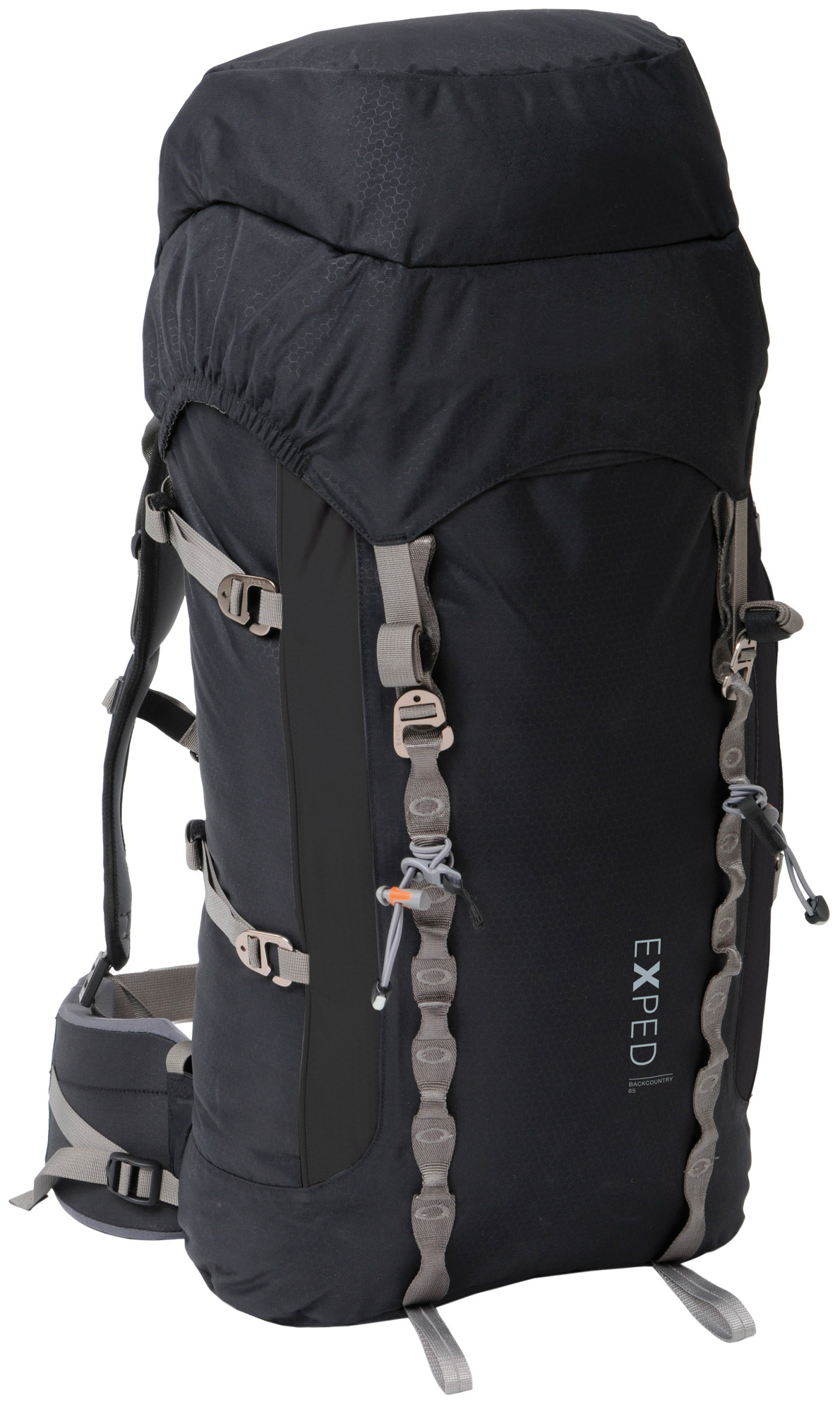 photo: Exped Backcountry 65 weekend pack (50-69l)