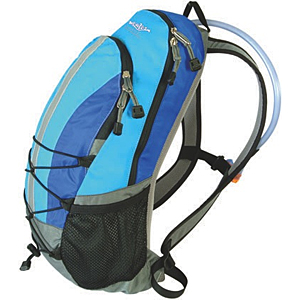 photo of a Wookey hydration pack