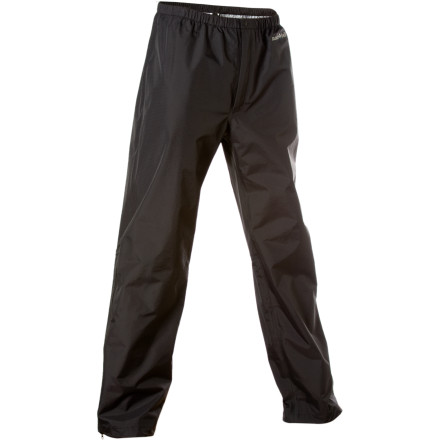photo: MontBell Rain Trekker Pant waterproof pant