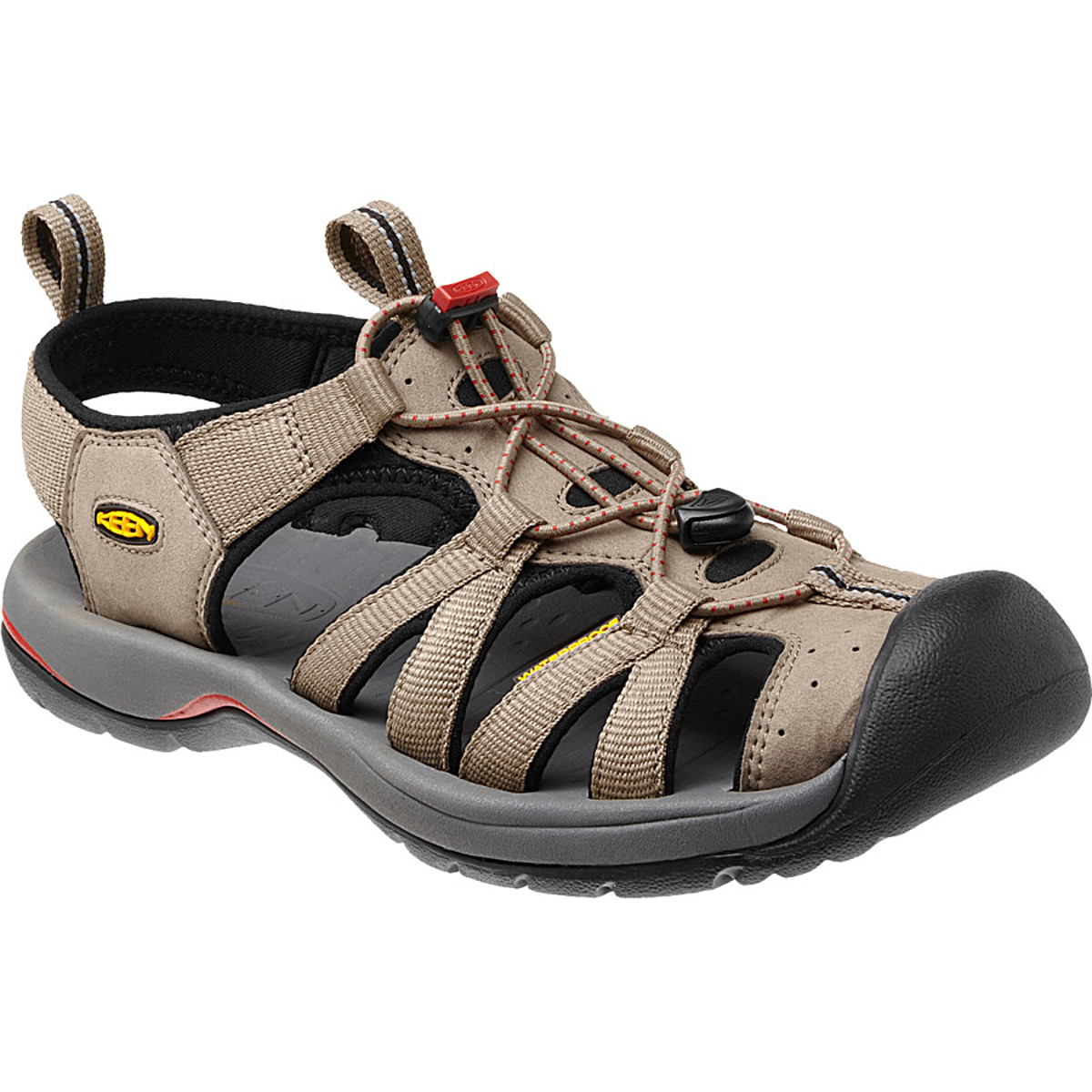 photo: Keen Men's Kanyon sport sandal